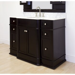 50 Single Traditional Bathroom Vanity Set by American Imaginations