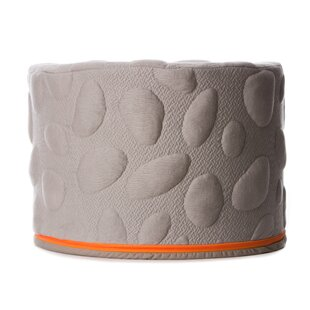 Pebble Pouf by Nook Sleep Systems