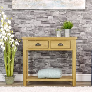 Dugan Console Table By Brambly Cottage