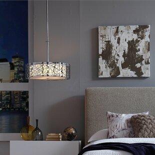 Orren Ellis Colleen 3-Light Pendant