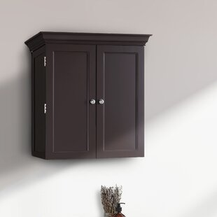 Wilsall 2225 W x 24 H x 8 D Wall Mounted Bathroom Cabinet by Red Barrel Studio