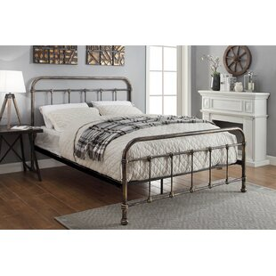 Pereira Victorian Hospital Bed Frame By Williston Forge