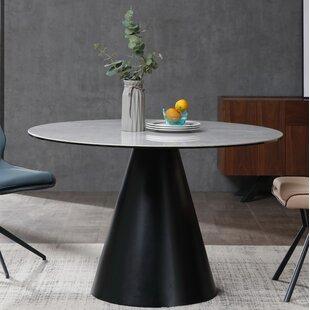 Turrell Dining Table by Orren Ellis Wonderful