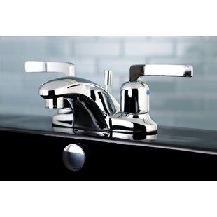 Kingston Brass Centurion Centerset Bathroom ..