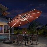 Cotter 11 Cantilever Umbrella