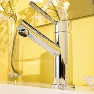 Speakman Neo Single Hole Bathroom Faucet with Drain Assembly