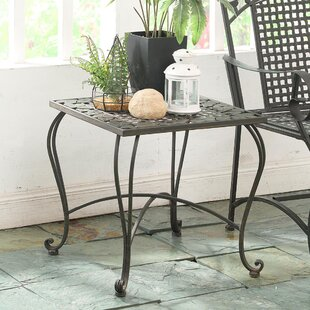 Pemberville Metal Side Table by Darby Home Co