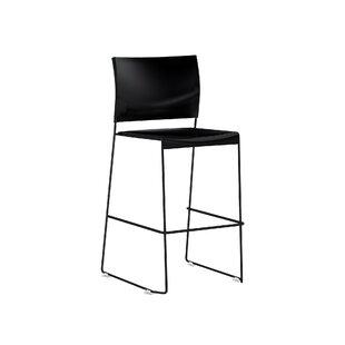 Latitude Run Levasseur Bistro Office Chair (Set of 2)