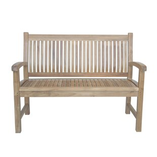 Sahara Teak Garden Bench by Anderson Teak New
