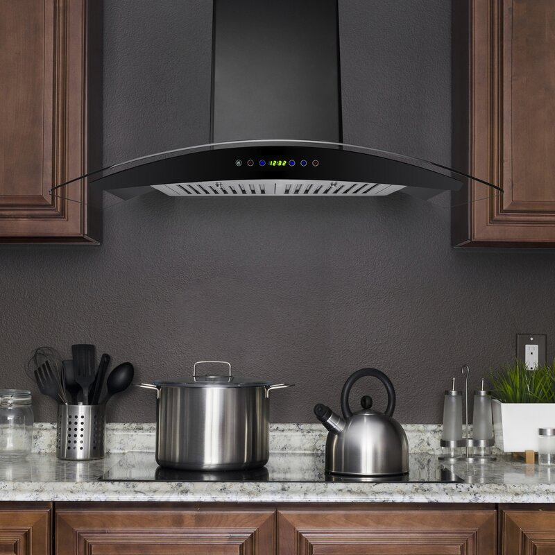 36 400 Cfm Convertible Wall Mount Range Hood