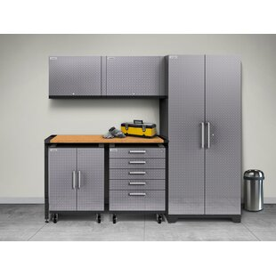 Performance Plus 2.0 Series 7 Piece Complete Storage System by NewAge Products