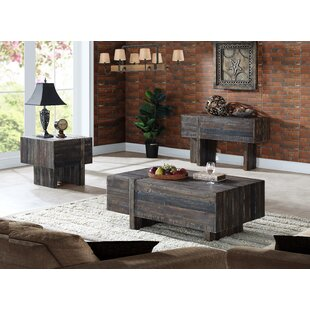 Westwood 3 Piece Coffee Table Set