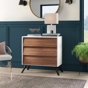 Mcpherson 3 Drawer Accent Chest