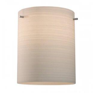 Bruck Lighting Regal 1-Light Flush Mount