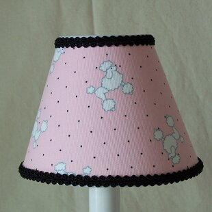 Fancy Poodle 11 Fabric Empire Lamp Shade