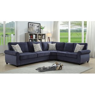 Voorhies Sleeper Sectional by Red Barrel Studio