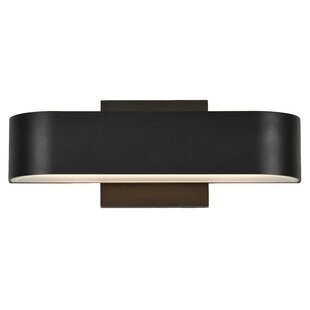 Orren Ellis Tarleton 2-Light Outdoor Sconce