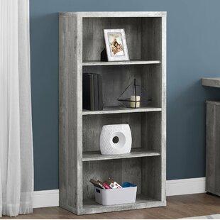 Inexpensive Schuster Standard Bookcase ByUnion Rustic