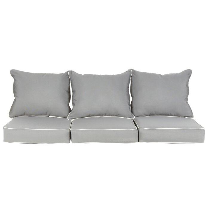 Saechao Indoor Outdoor Sunbrella Sofa Cushion