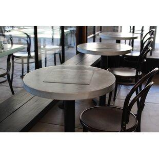 Round Pub Table by Mio Metals