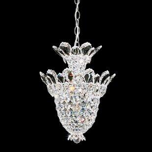 Schonbek Trilliane 5-Light Crystal Chandelier