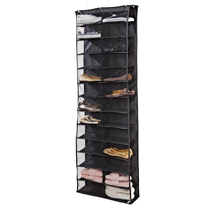 Range Chaussures Pour Porte De Rangement 26 Paires