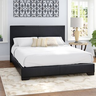 Bostwick Upholstered Panel Bed by Zipcode Design