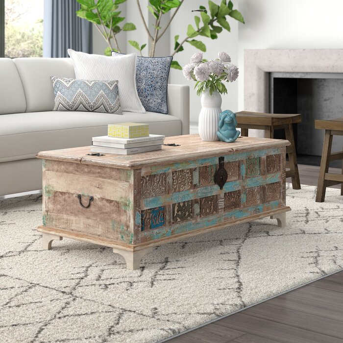 Bodella Coffee Table With Storage