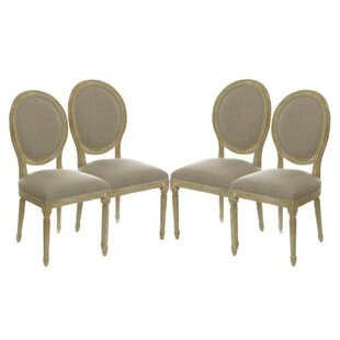 Pietsch Side Chair (Set of 4) by One Allium Way