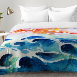 East Urban Home Tides Of Time Comforter Set