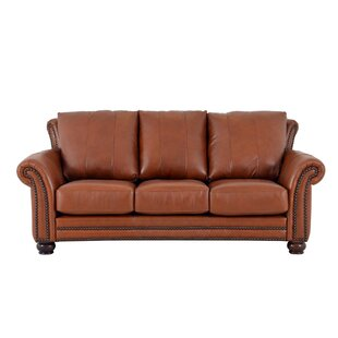 Clinton Leather Sofa