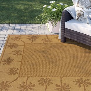 Barham Beige/Tan Indoor/Outdoor Area Rug