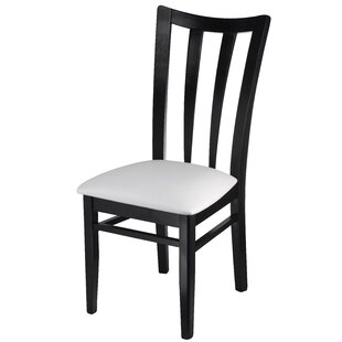 Northville Slat Upholstered Dining Chair (Set of 2) Winston Porter