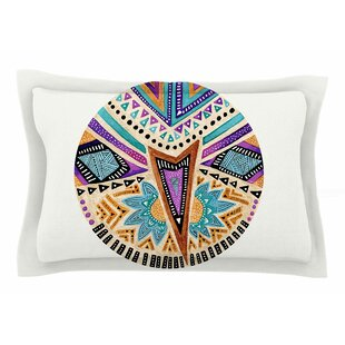 Pom Graphic Design 'Multicultural Icon' Geometric and abstract Sham