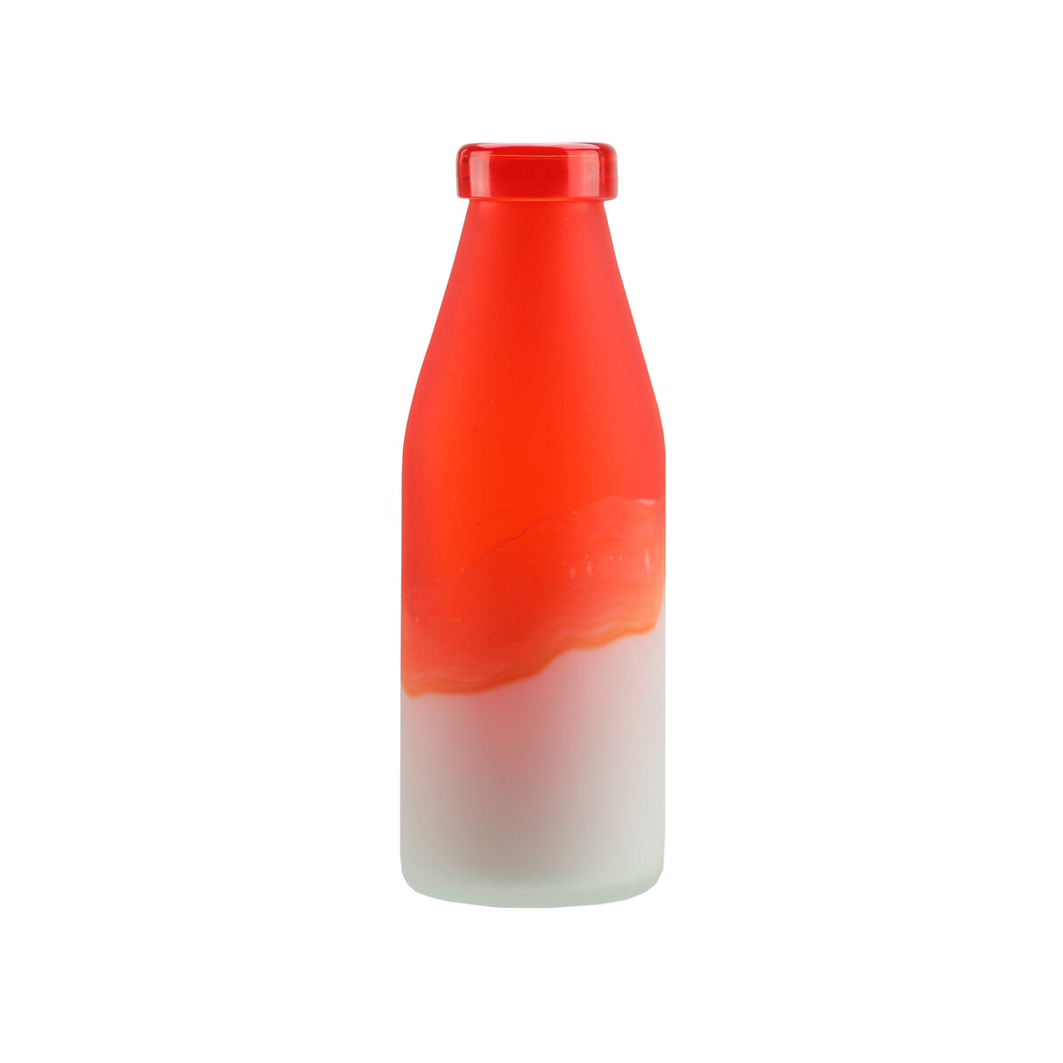 Northlight Milk Bottle Style Hand Blown Glass Vase Wayfair
