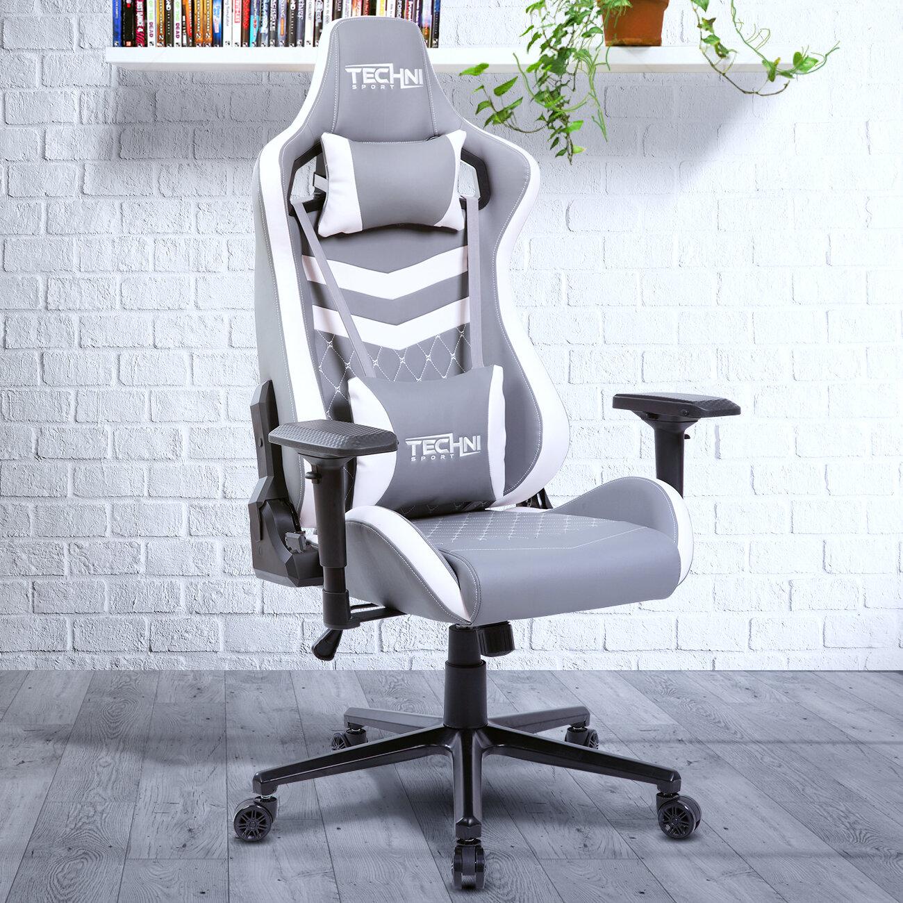 Cool Techni Sport Ergonomic High Back Gaming Chair Reviews Lamtechconsult Wood Chair Design Ideas Lamtechconsultcom