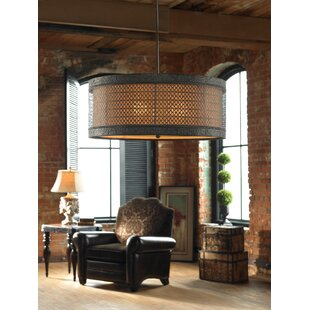 Brayden Studio Vanhook 3-Light Pendant