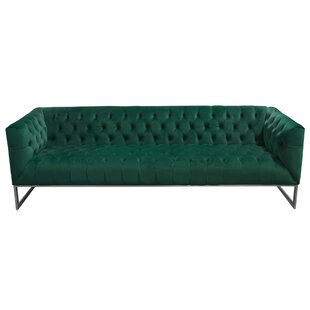 Crawford Tufted Sofa
