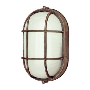 Breakwater Bay Stimson Outdoor Bulkhead Light