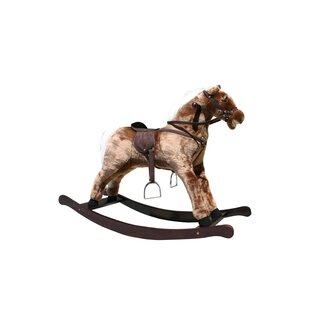 Reviews Plush Rocking Horse By Alexander Taron