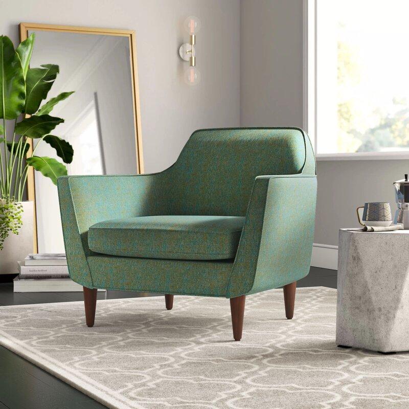 Mercury Row Strouse 28 Armchair