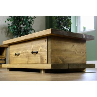 Alcove Coffee Table With Storage By Union Rustic