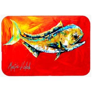 Fish Glass Cutting Board