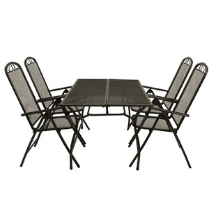 Gause 4 Seater Dining Set By Sol 72 Outdoor