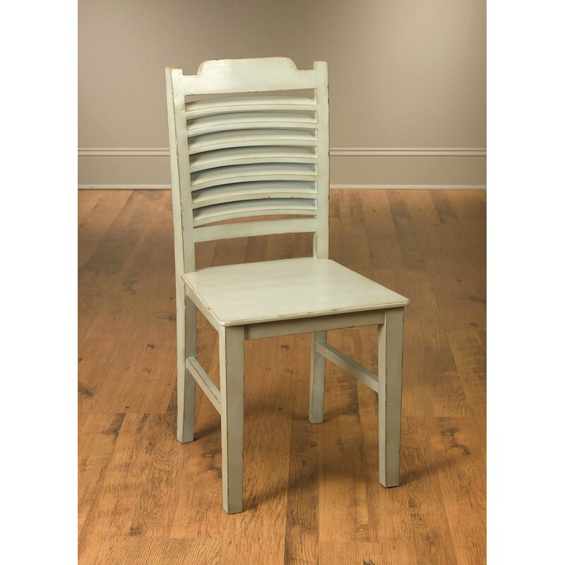AA Importing Dining Chair  Finish: Blue / Grey