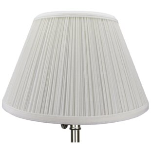 12 Linen Empire Lamp Shade