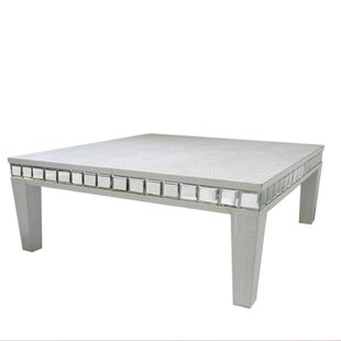 Serge De Troyer Collection Leather Coffee Table