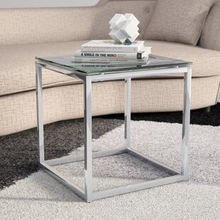 Great choice Bellewood End Table by Wade Logan