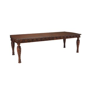 Castlethorpe Extendable Dining Table Astoria Grand