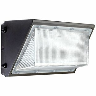 90-Watt LED Outdoor Security Wall Pack by Elco Lighting